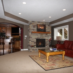 Titus Contracting | Basement renovation Minneapolis
