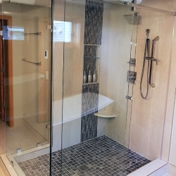 Titus Contracting | Home Remodelers | 2017 Bathroom Remodel