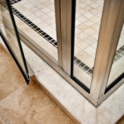 Titus Contracting | Bathroom shower stall remodeling Minneapolis