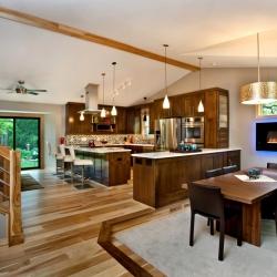 Titus Contracing   Open Floor Plan Kitchen Design