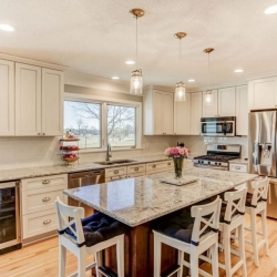 Titus Contracing   Kitchen Remodel   Updated Cabinetry