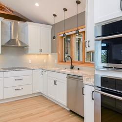 Fairlawn Shores Trail Kitchen Remodel MN
