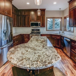 Home Remodelers Kitchen 2017 Island