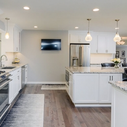 Titus Contracting Home Remodelers   2017 Kitchen Remodel
