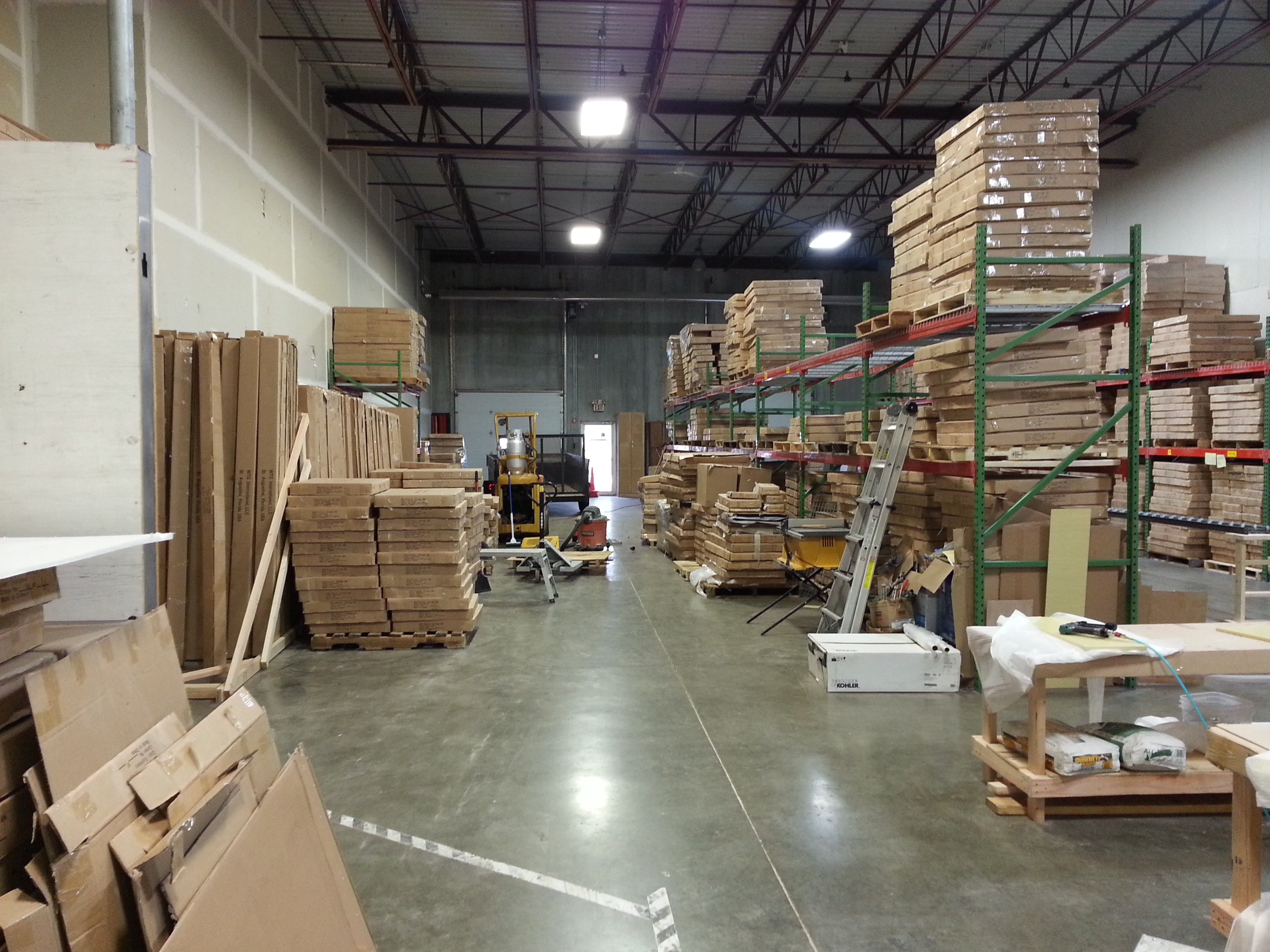 Remodeling and renovations burnsville titus contracting - Warehouse remodeled into house ...