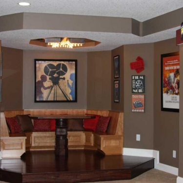 Titus Contracting | Basement bar remodeling North Oaks