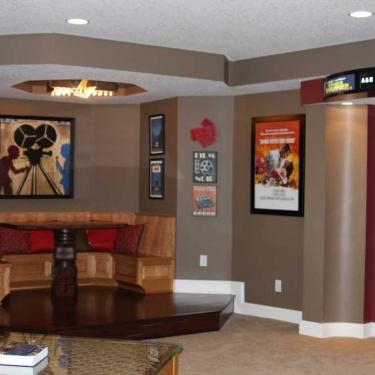 Titus Contracting | Basement renovation North Oaks