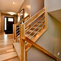 Titus Contracting | Basement Entrance remodeling Hastings