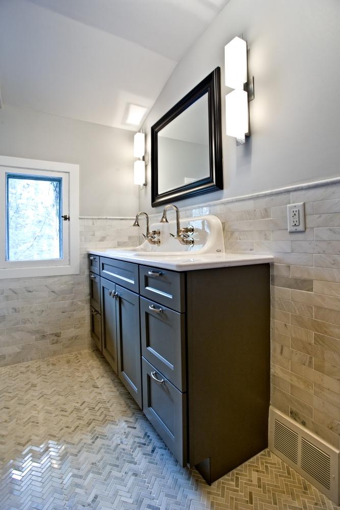 Twin Cities Bathroom Remodeling Gallery Titus Contracting - Bathroom vanities in minneapolis