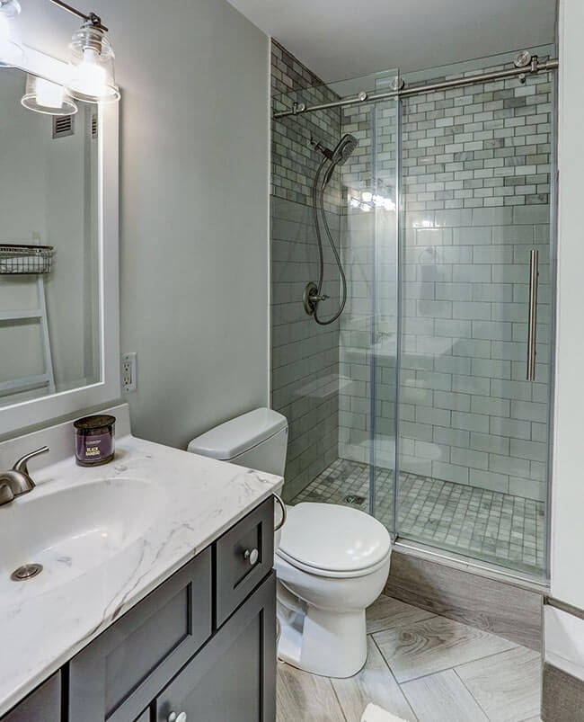 Twin Cities Bathroom Remodeling Gallery Titus Contracting - Bathroom remodeling contractors minneapolis