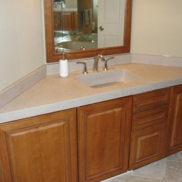 Titus Contracting   Bathroom sink remodeling Minneapolis