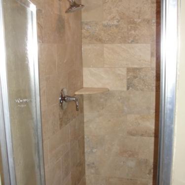 Titus Contracting   Bathroom tile remodeling Minneapolis