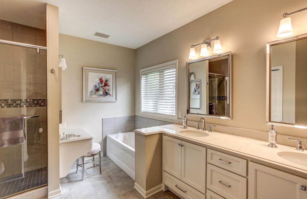 . Twin Cities Bathroom Gallery for Remodeling Ideas by Titus Contracting