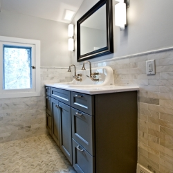 Titus Contracting | Bathroom Vanity emodeling Minneapolis