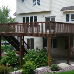 Titus Contracting | Deck Addition Minneapolis