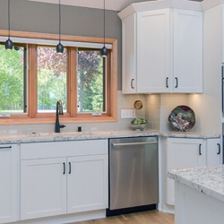 Fairlawn Shores Trail Kitchen Remodel Home Remodelers