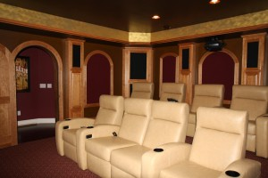 Home Remodelers Home Theaters