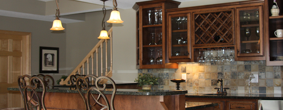 Titus Contracting | Lower Level Finishing