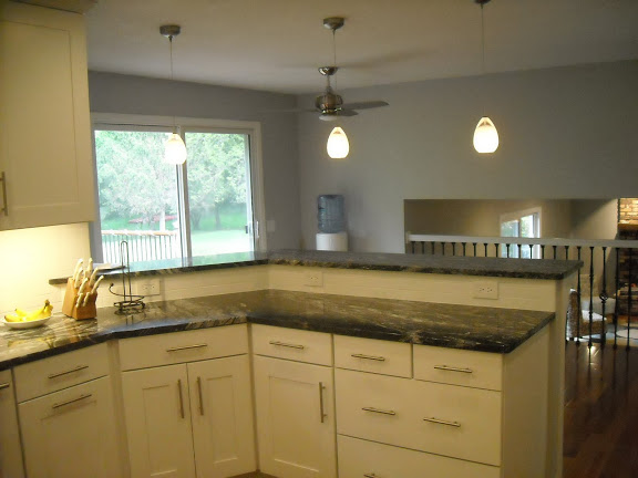Titus Contracting Kitchen Remodel in North Oaks After