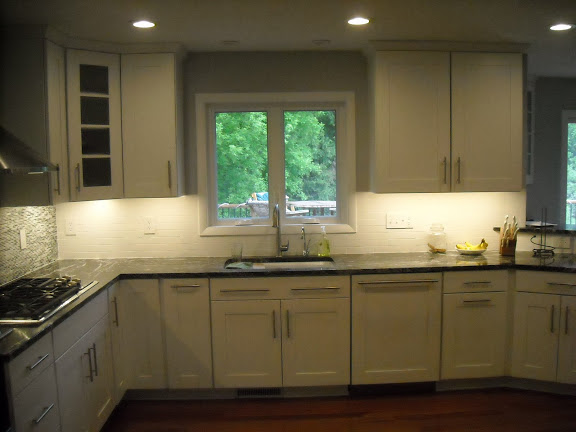 Titus Contracting Kitchen AFter Remodel in North Oaks
