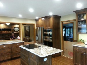 Call Titus Contracting to schedule your kitchen renovation