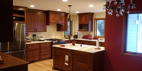 Titus Kitchen Renovation MN