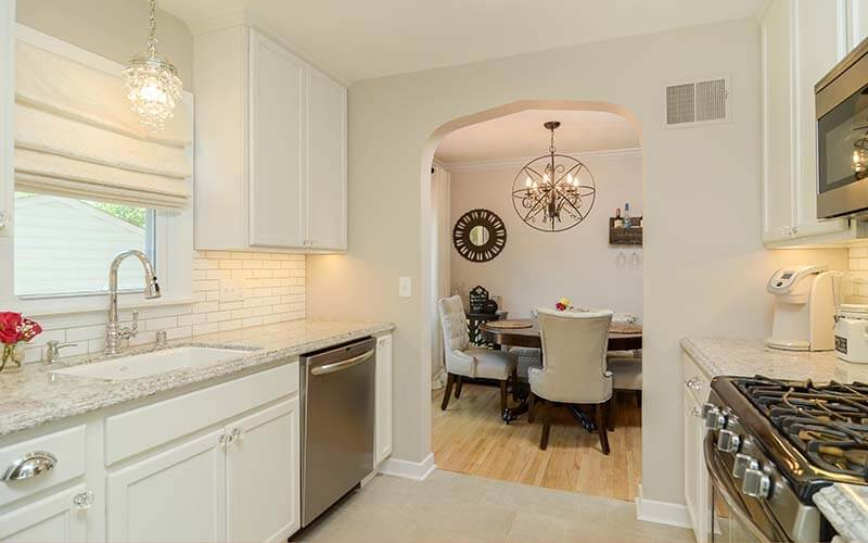 Kitchen Renovation Minneapolis by Titus Contracting