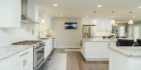 Award-winning  Kitchen by Titus Contracting Inc